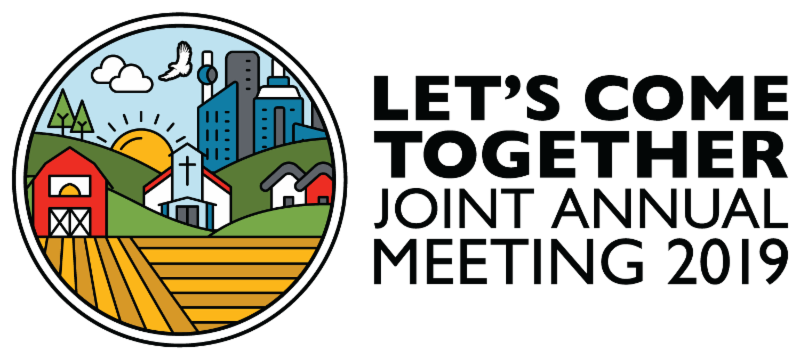 Joint Annual Meeting Logo 2019