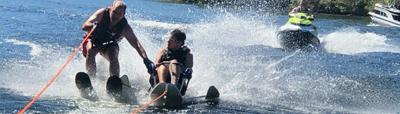 Adaptive Water Ski Day at Point Breeze