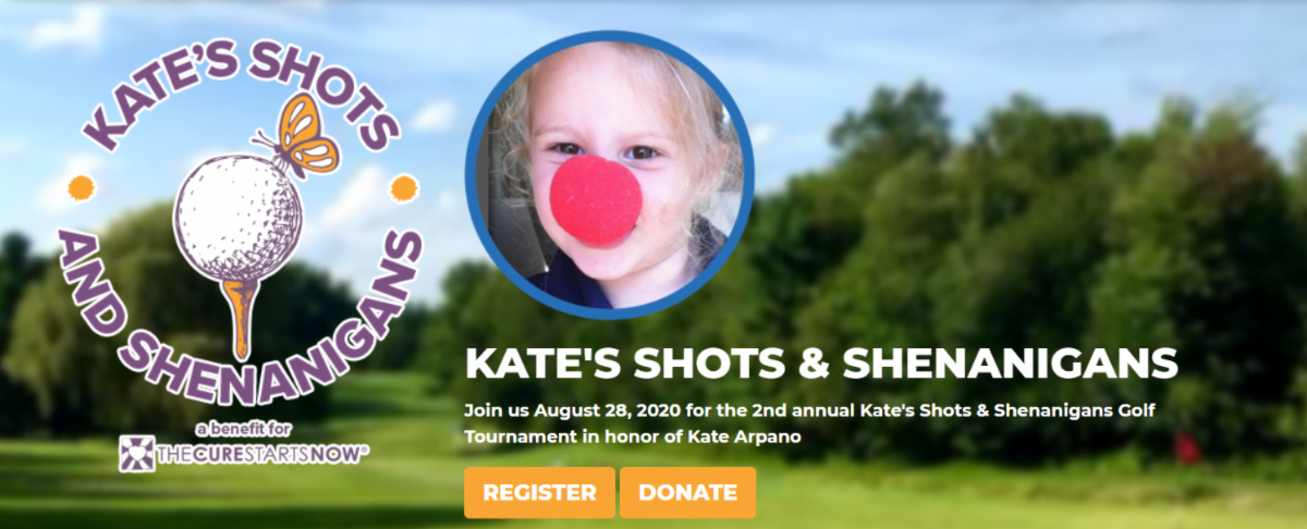Kate's Shots & Shenanigans started in honor of Kate Arpano