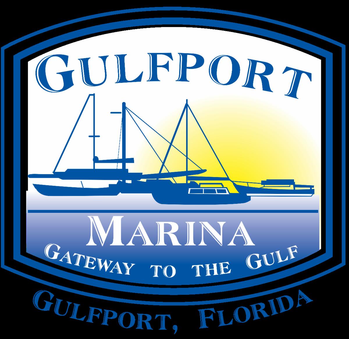 Gulfport Municipal Marina Logo