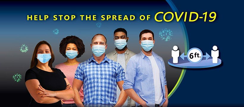 Help Stop the Spread of COVID-19. Via Pinellas County
