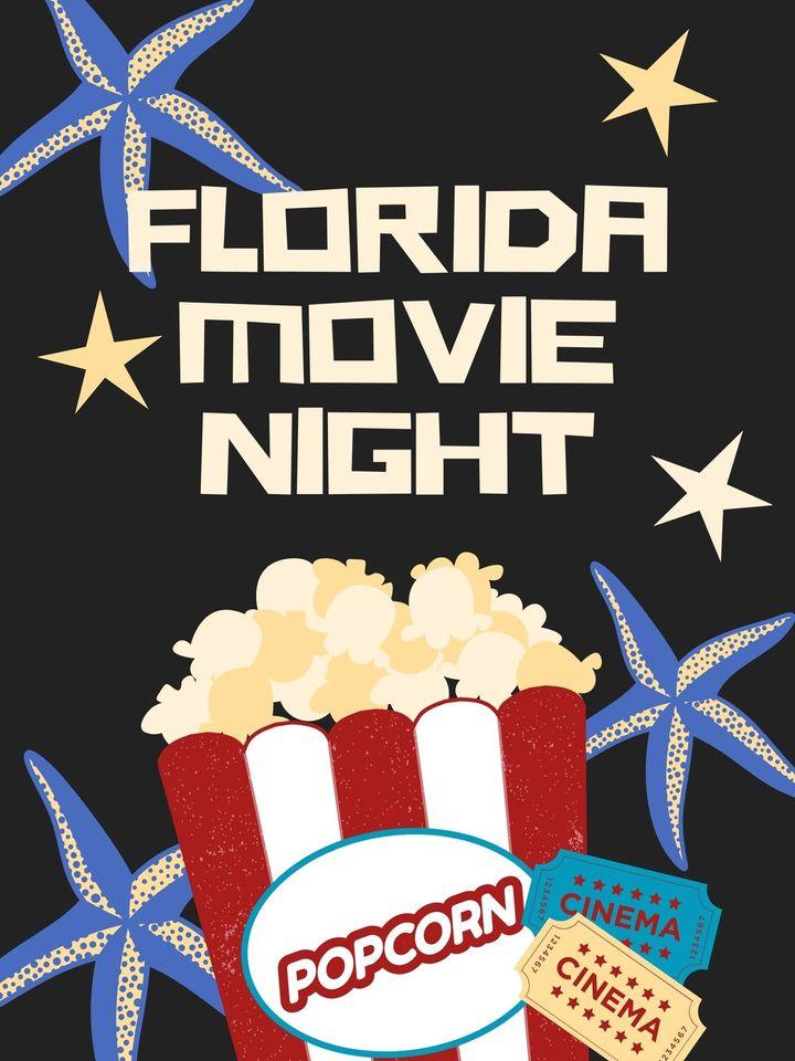 Friday Movie Night. Popcorn