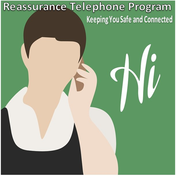 Gulfport Senior Center Reassurance Telephone Program
