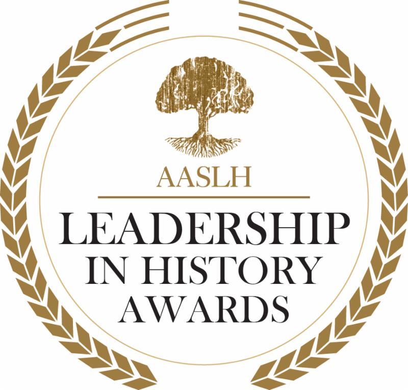 AASLH award logo