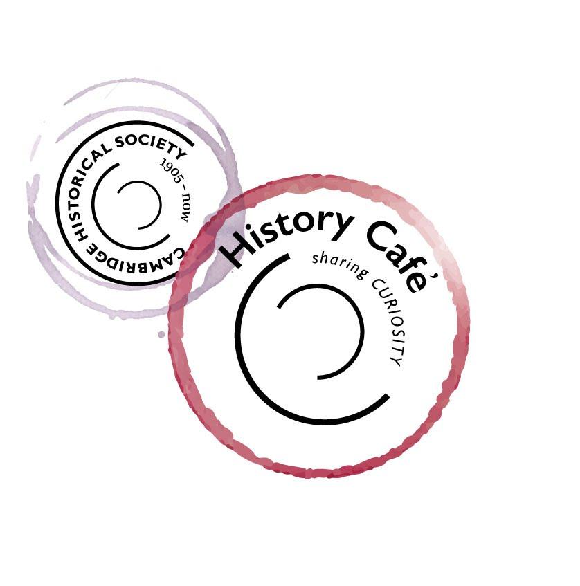 History Cafe 2 circles logo