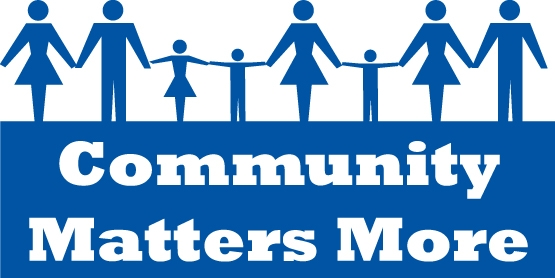 Community Matters More Logo