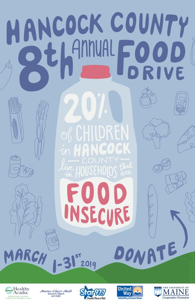 food drive 2019
