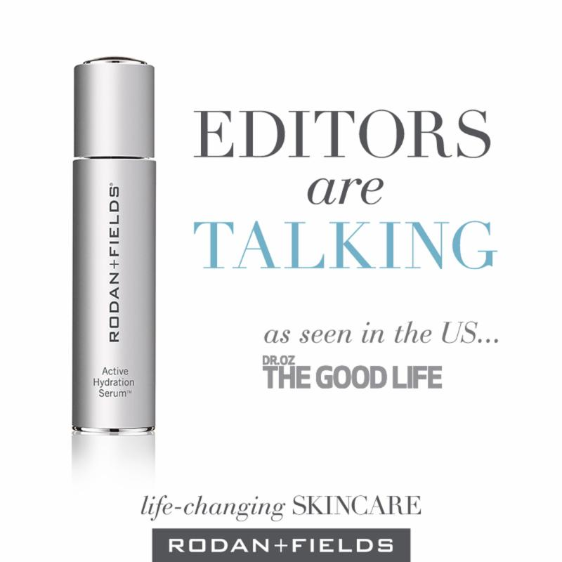 Can You Use Rodan And Fields Active Hydration Serum While