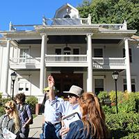 The Claremont Collage guided walking tour