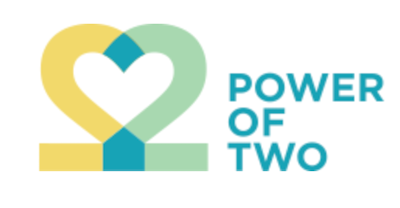 Graphic - Power of Two logo