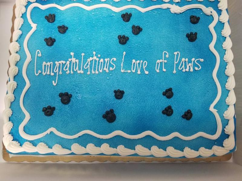 For the Love of Paws Ribbon Cutting Ceremony!