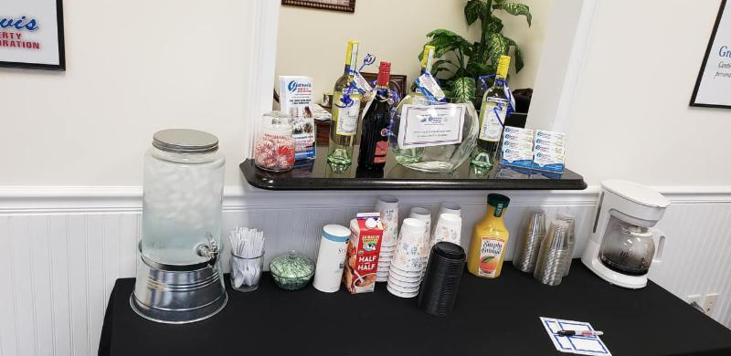 Prizes and Refreshments Galore at Jarvis Breakfast