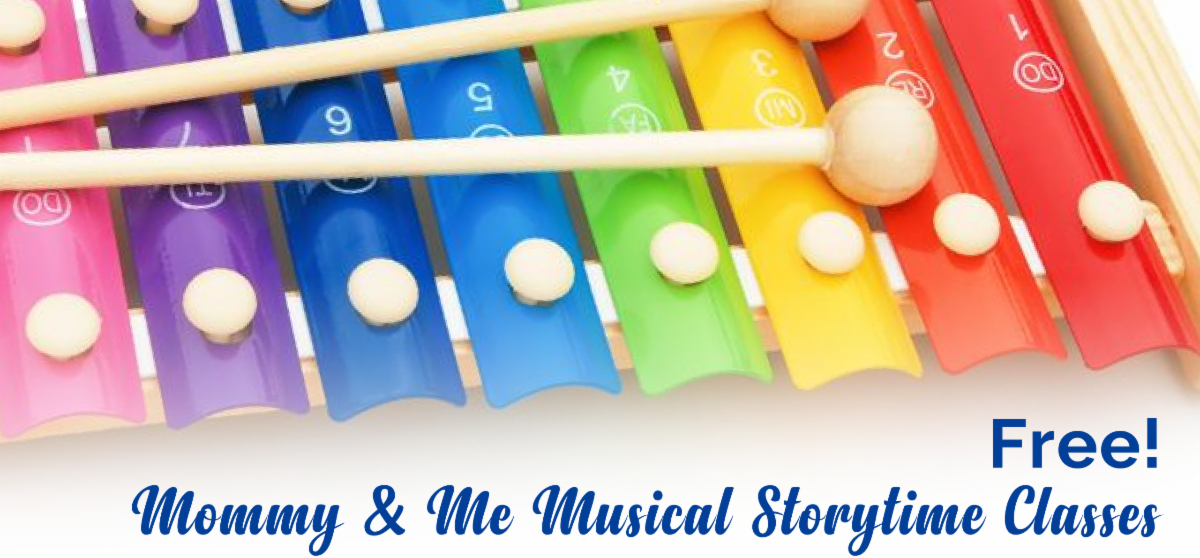 [Free! Mommy & Me Musical Storytime Classes]