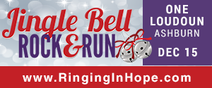 DullesMoms.com Newsletter Sponsor: Jingle Bell Rock & Run