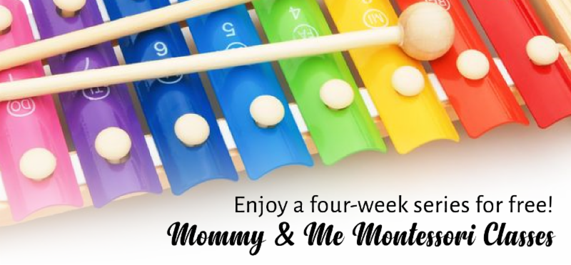 Free 4-Week Mommy & Me Montessori Class
