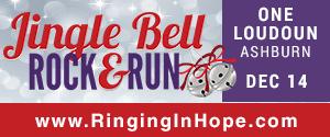 DullesMoms.com Newsletter Sponsor: Jingle Bell Rock & Run