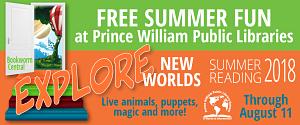 DullesMoms.com Newsletter Sponsor: Prince William Public Libraries