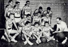 1962 Basketball team