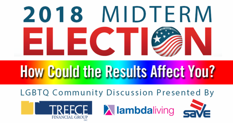 2018 Midterm Elections: An LGBTQ Community Discussion