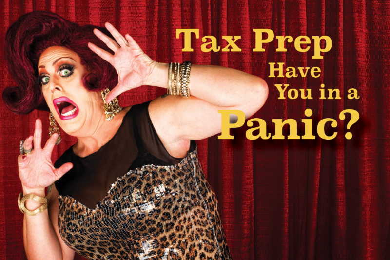 Tax Prep Have You in a Panic? The Pride Center Tax Seminar