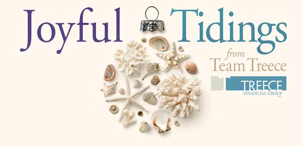 Joyful tidings from Team Treece