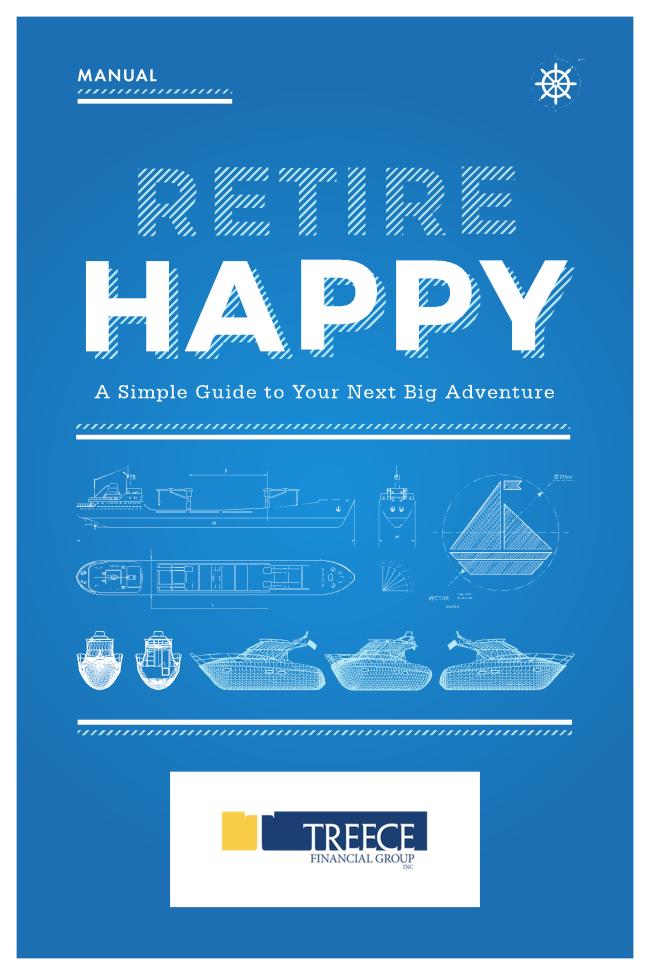 Retire Happy guide cover