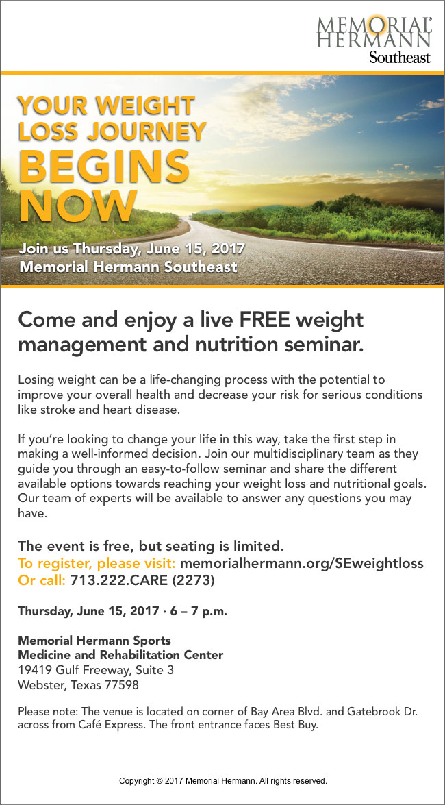 Member2Member: You're Invited to a FREE Weight Management