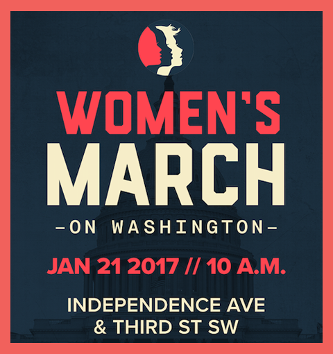 Women_s March on Washington poster