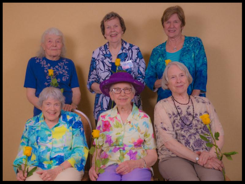photo of LWV Life Members