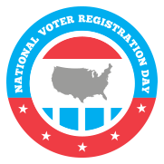 National Voter Registration Day link