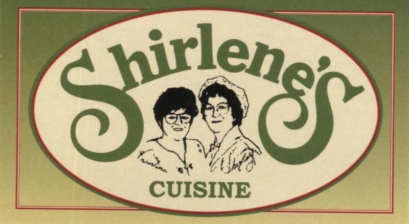 business card for Shirlene_s Cuisine