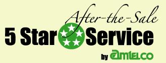 5 Star Service logo