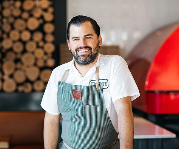 Dante Chef Nick Strawhecker