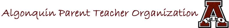 Algonquin Parent Teacher Organization