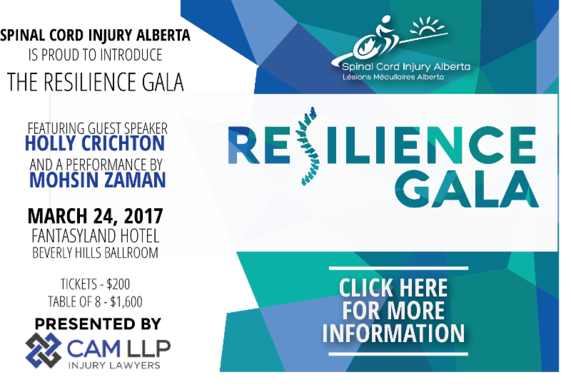 Invitation to Resilience Gala March 24_ 2017