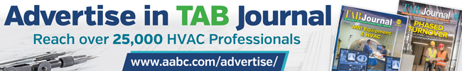 Advertise in TAB Journal