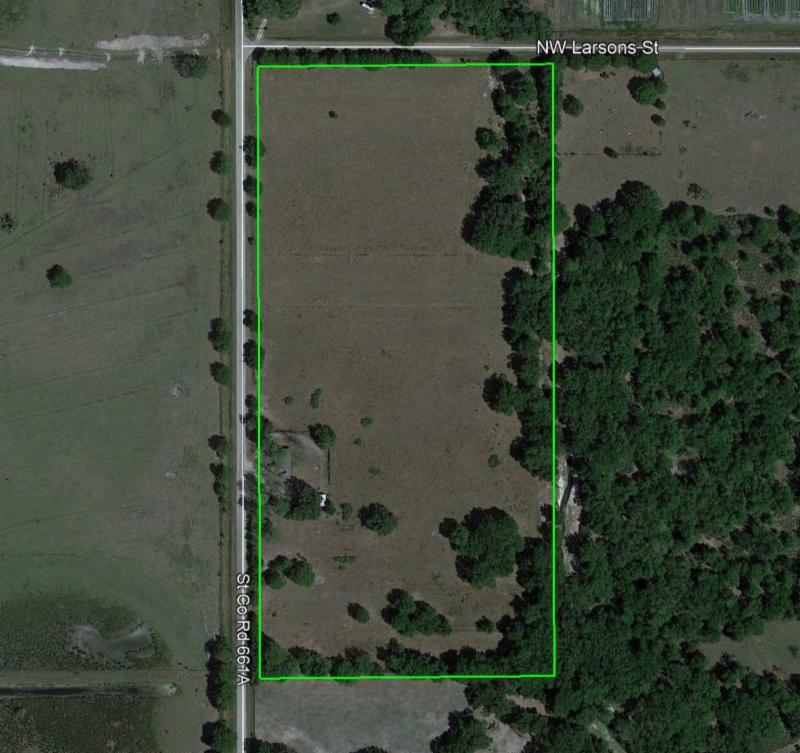Oak Arbor Church: 20 Acres With Home Brought To You By Walt Bethel Real