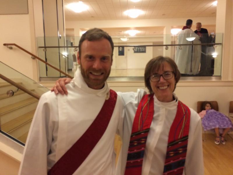 Duncan's ordination