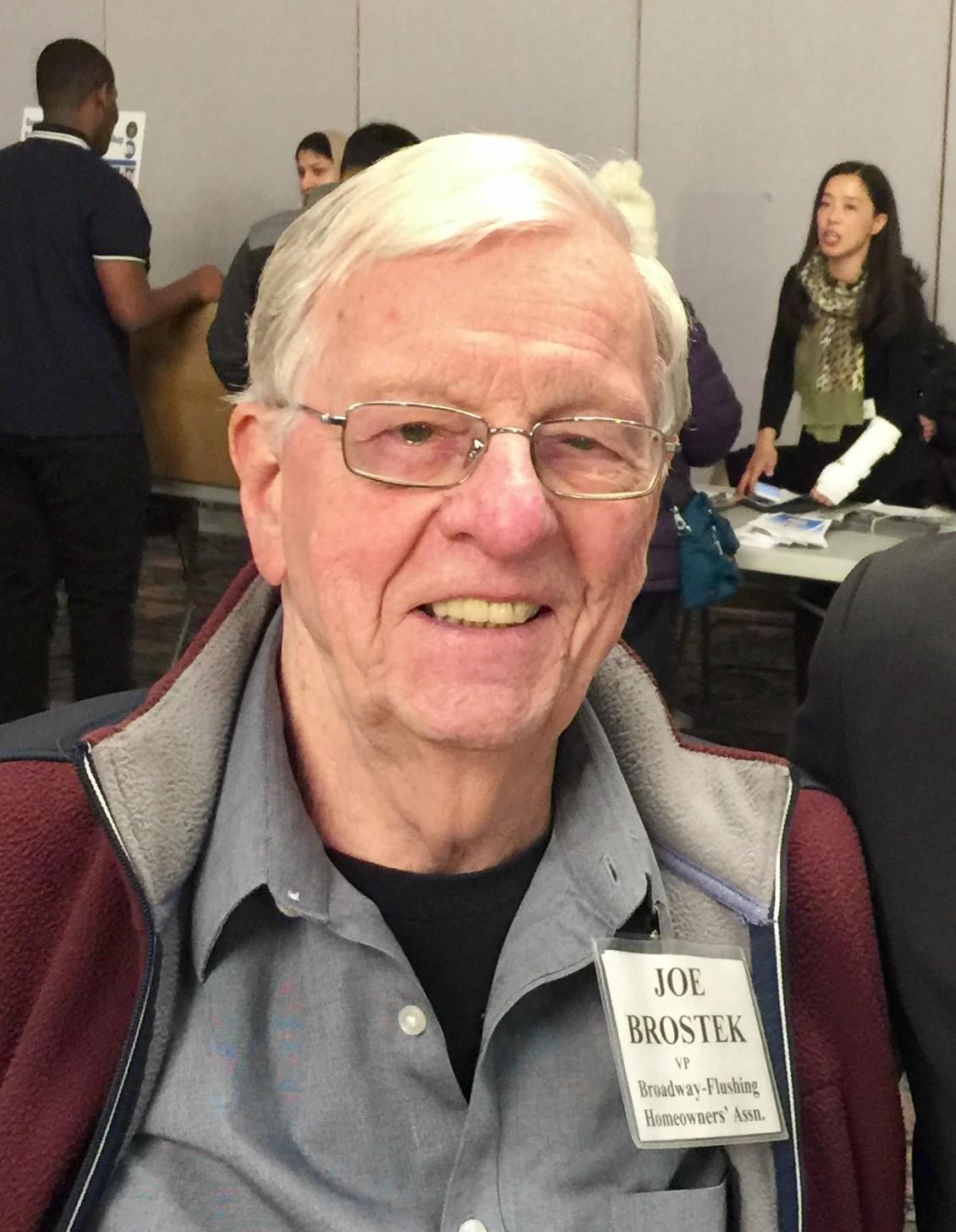 Joe Brostek