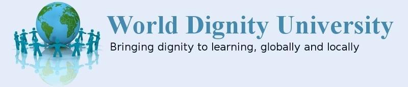 World Dignity University Logo