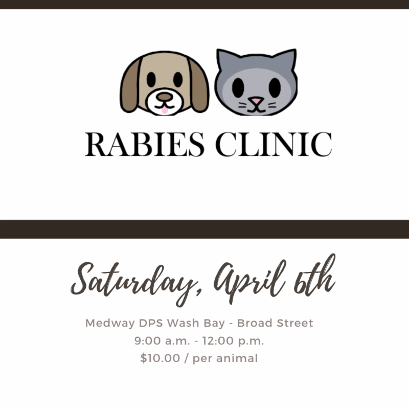 Town of Medway - Rabies Clinic