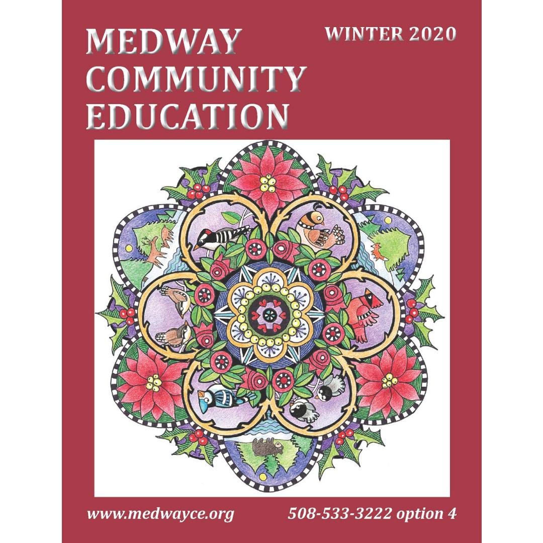 MCE - Winter Brochure