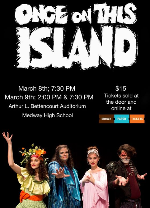 MHS-Once On This Island Play
