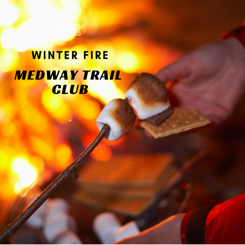 Medway Trail Club Winter Fire
