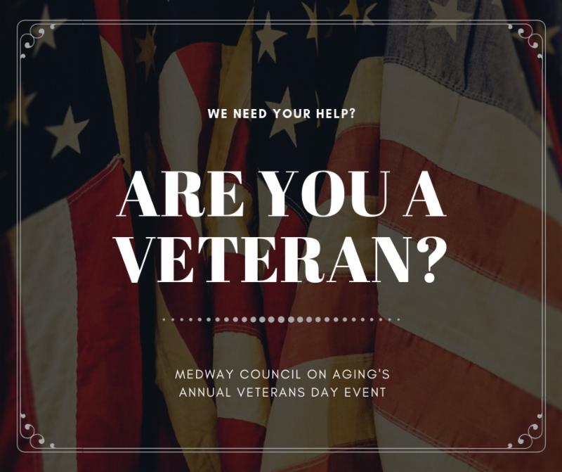 MCOA-Veterans Project