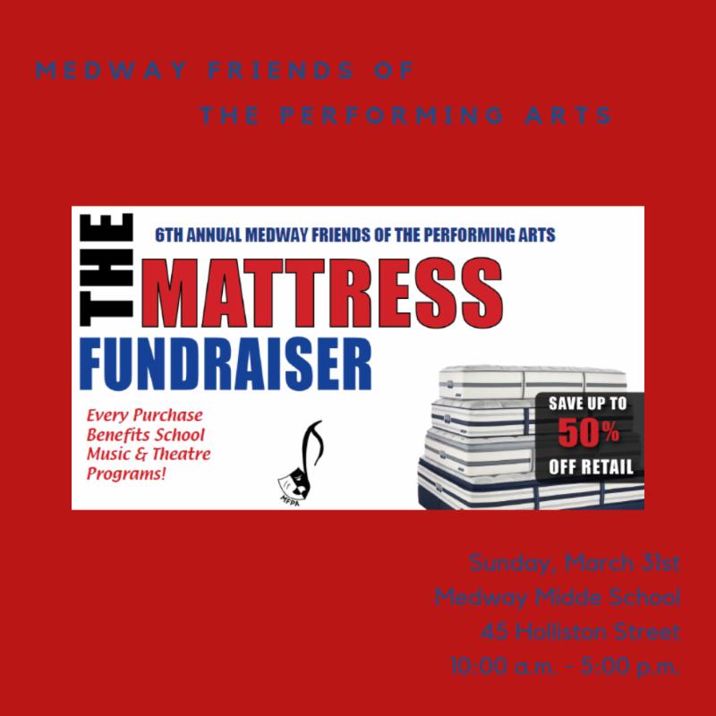 MFPA - Mattress Fundraiser