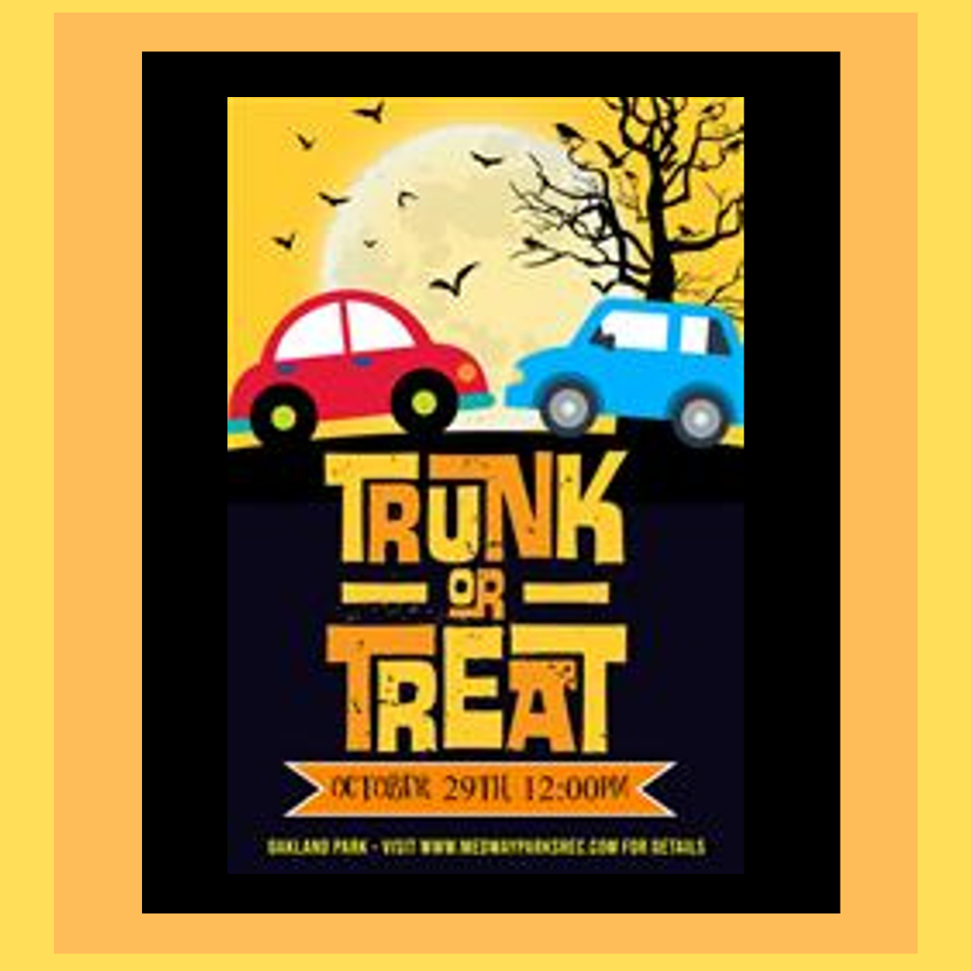 Medway Parks & Recreation-Trunk or Treat