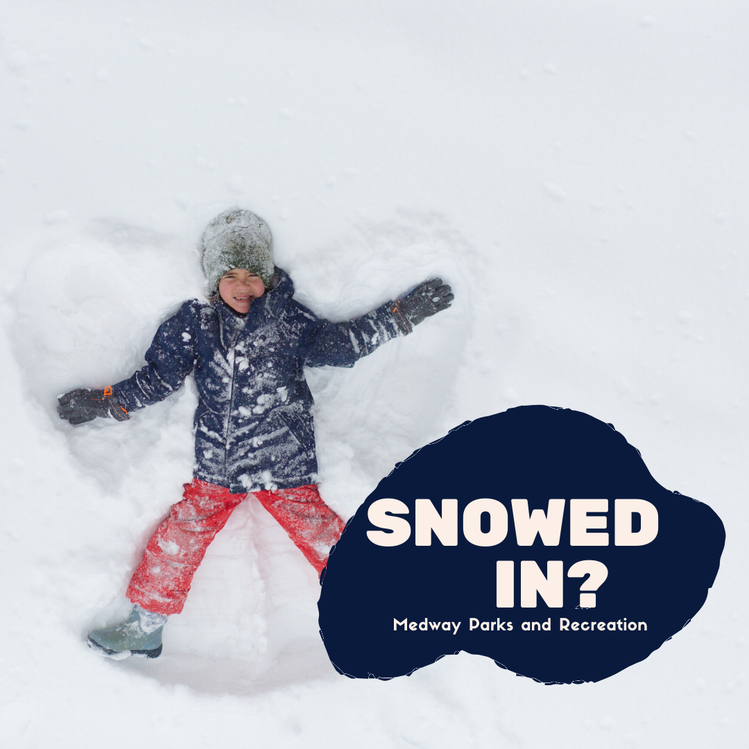 Medway Parks and Recreation - Snowed In