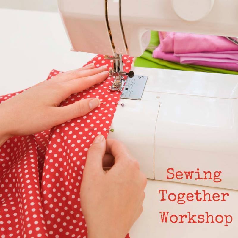 Medway Public Library-Sewing Together Workshop