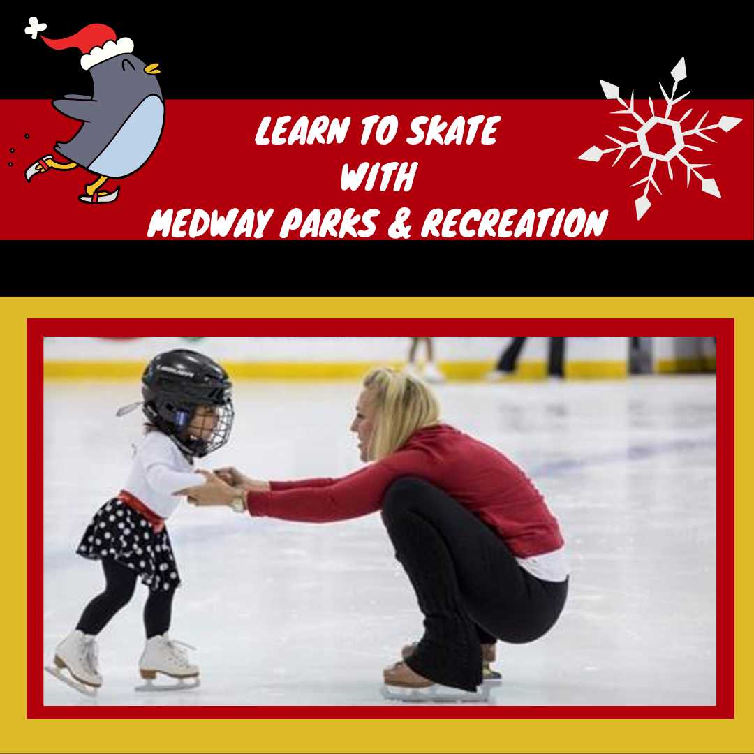 Medway Parks and Recreation-Learn to Skate